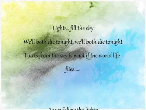 Silverstein ft Lights- The End Lyrics on Screen