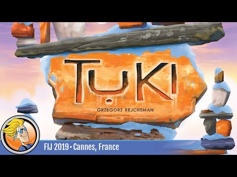 Tuki — game overview at FIJ 2019 in Cannes