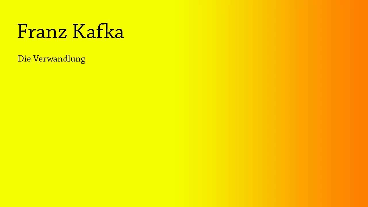 Franz kafka die verwandlung youtube for Raumgestaltung die verwandlung
