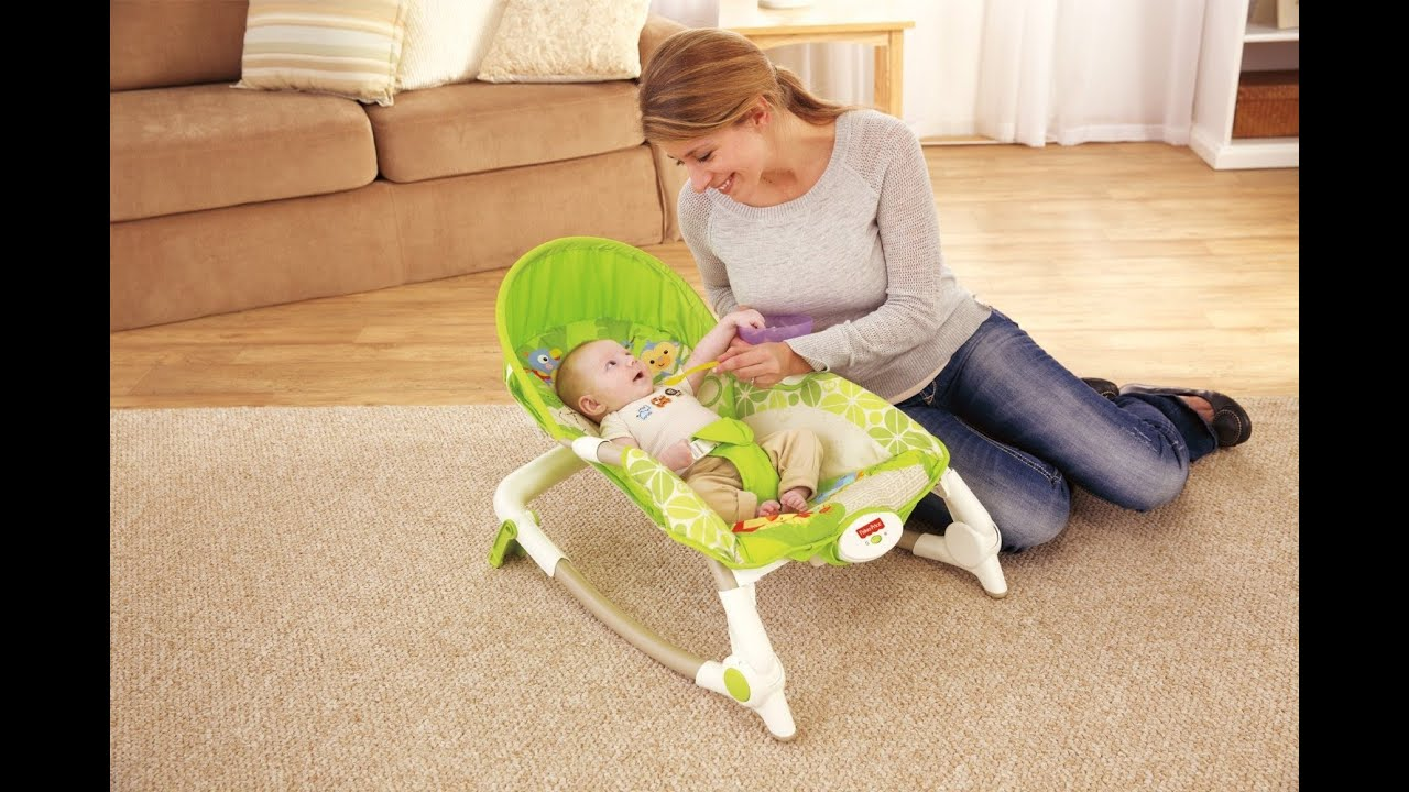 69bda567269 Fisher price new born to toddler rocker review