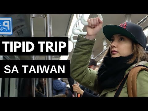 Tipid Trip to Taiwan VLOG 59