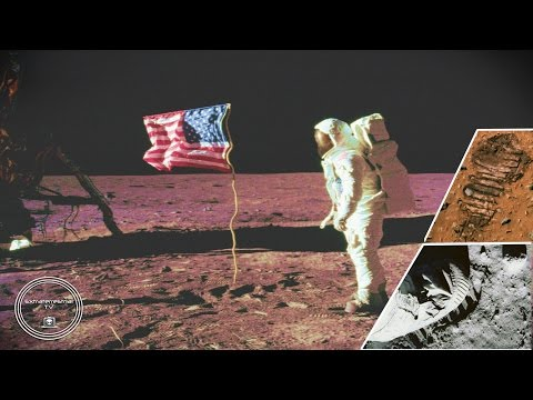 Footprint Found On Mars Matches Astronauts Footprint On The Moon |  Mars Anomalies ★★★
