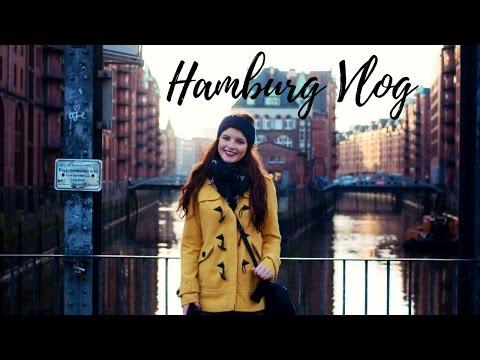 Hamburg City Break & Christmas Markets | Lily France Travel Vlog
