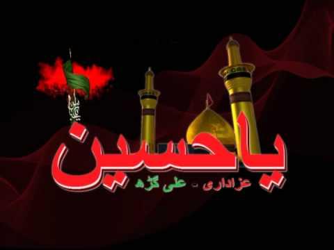 Hazrat Ali Akbar - Majlis 2014  - Hussaini Zehra Aligarh