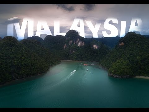EXPERIENCE MALAYSIA - BACKPACKING FOR 3 WEEKS
