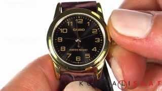 CASIO LTP-V001GL-1B Kadın Kol Saati