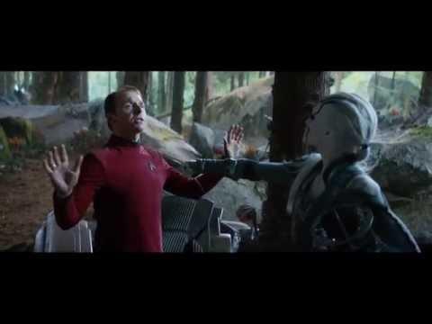 "Star Trek Beyond | Clip: ""Scotty Meets Jaylah"" | UKParamountPictures"