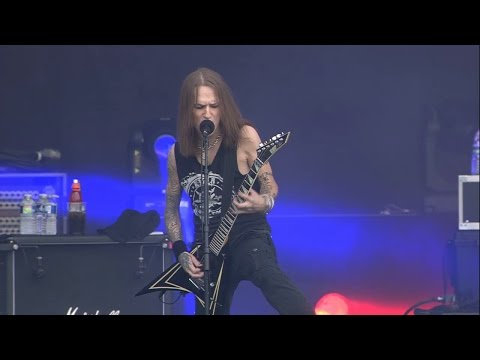 Children Of Bodom - Live Download Festival Paris 2016 (Full Show HD) streaming vf