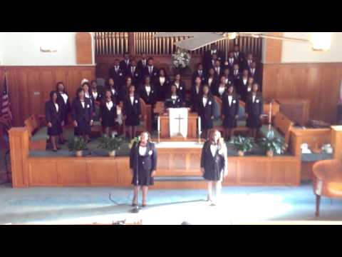 He Blessed My Soul -Wiley College A Acapella Choir