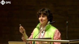 Lise-Meitner-Lecture 2016 - Vortrag von Prof. Dr. Petra Schwille