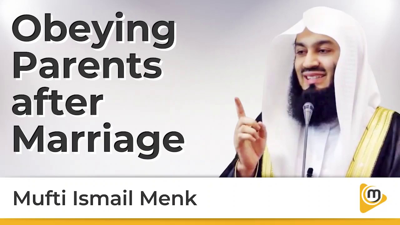 Staying with parents after marriage