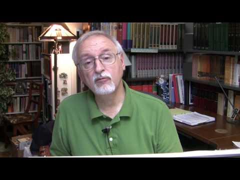 Dr. John Walton, Job, Lecture 5, Job and the Ancient Near East