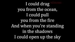 Somebody To Die For - Hurts - Lyrics