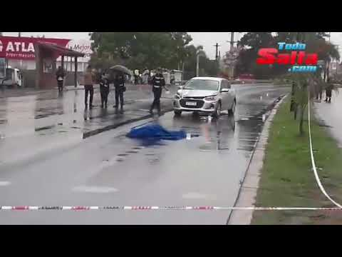 ACCIDENTE AV PARAGUAY