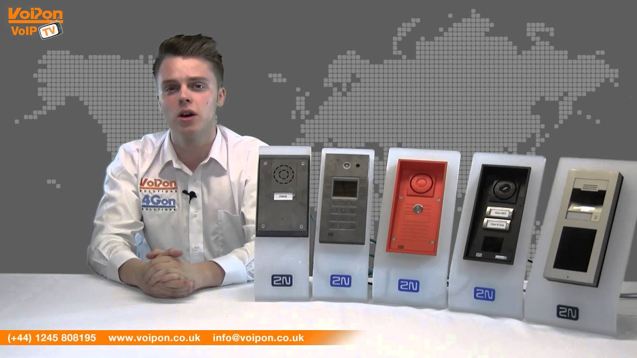 2n Ip Helios Force Intercom System Video Review Unboxing