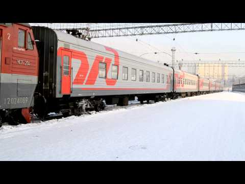 ЧС7-204 ст.Екатеринбург-Пассажирский