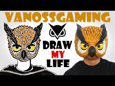 Draw My Life : VanossGaming