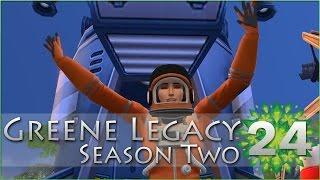 [ Greene Family: Season 2 ] Bringing Home Alien Fleas  - Episode #24