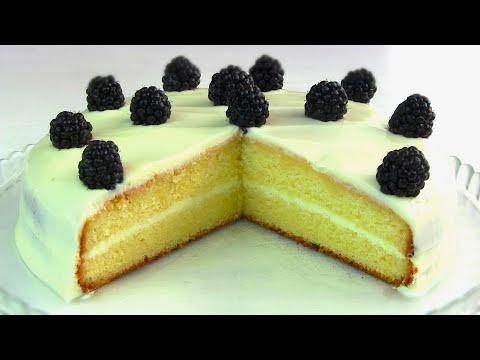 """Торт """"Маша""""/Простой тортик на скорую руку!"""