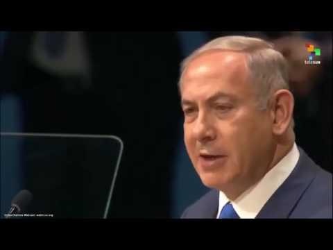 Unbelievable Israeli Prime Minister Benjamin Netanyahu talks about Gay Pride at U N  Speech