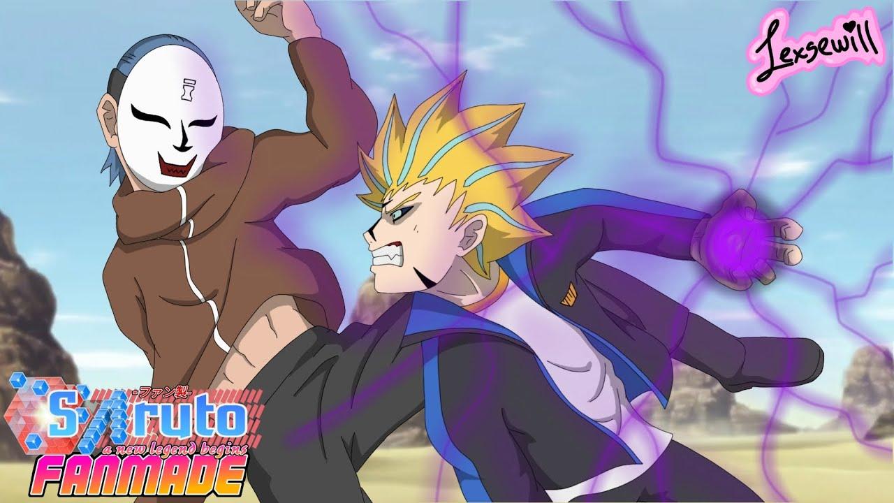 Download Saruto fight fanmade sub Indonesia