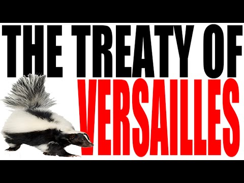 The Treaty of Versailles Explained