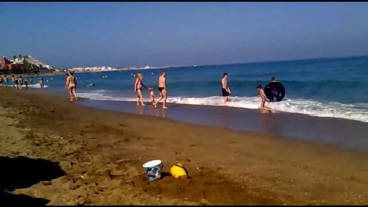 Playa de arroyo de la miel benalm dena costa del sol - Fotos de benalmadena costa ...