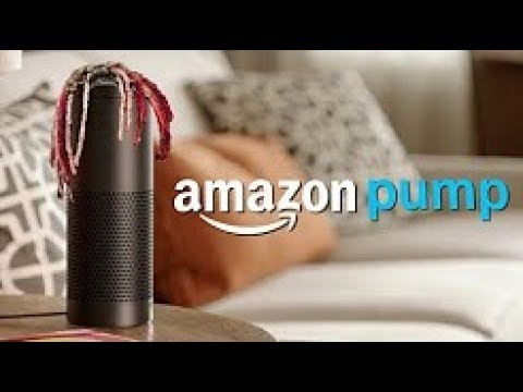 Amazon Echo  ( Lil Pump Version )