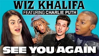 Wiz Khalifa - See You Again ft. Charlie Puth (REACT: Lyric Breakdown)