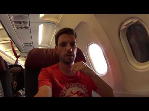 Summer European Trip 2016 Starts Now: Air Canada Premium Rouge Business Class MIA-YYZ