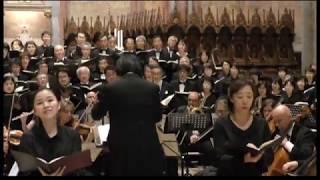 Susumu Ueda / Stabat Mater 06 Cum vitam sentio ( lyric by Susumu Ueda, translation by R.JUNO )