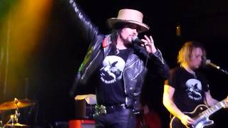 Adam Ant - Family Of Noise - Rescue Rooms, Nottingham - 23rd April 2015