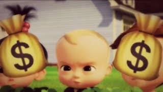 The Boss Baby is What's Wrong with Capitalism