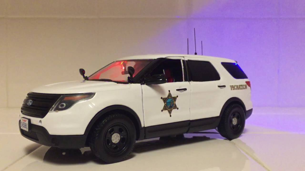Fresno county probation department fresno ca 1 24 scale 2015 ford explorer suv