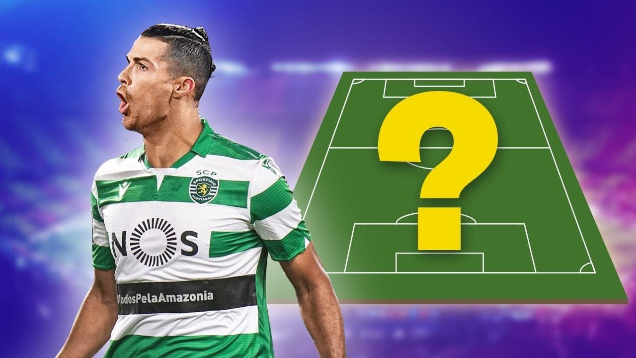 The incredible XI Sporting CP could have if they hadn't sold all their players   Oh My Goal