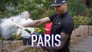 An Unforgettable Trip to Paris | Melo Mondays | Carmelo Anthony