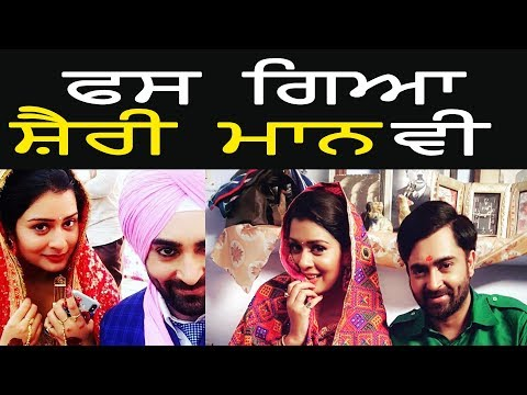 SHARRY MAAN DA VIAH || Sharry Maan Weds Payal Rajpoot || Marriage Palace || New Punjabi Movie 2018