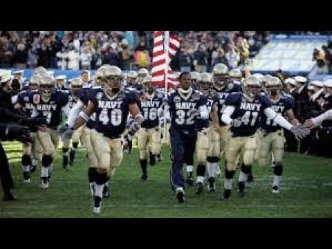 Navy Misses Game Winning Field Goal