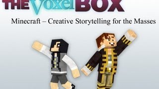 NYFF Convergence: The Voxel Box - Minecraft: Creative Storytelling for the Masses