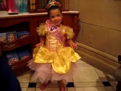Bibbidi bobbidi boutique princess belle makeover youtube for World boutique