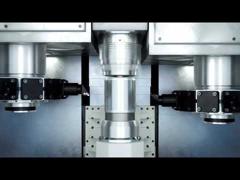 Scroll-Free Turning of Lamination Stacks - EMAG