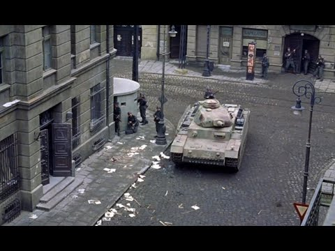 The Pianist - Warsaw Uprising Panzer III Scene
