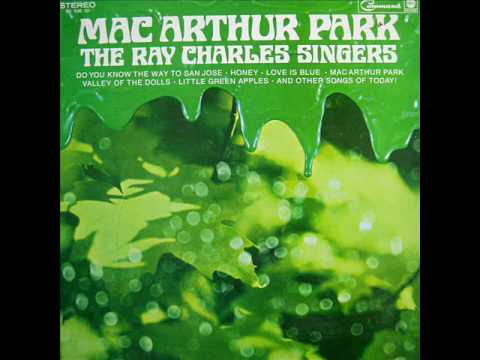 The Ray Charles Singers / MacArthur Park