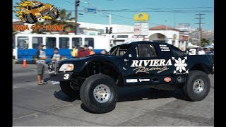 NORRA MEXICAN 1000 2018 START / RACE