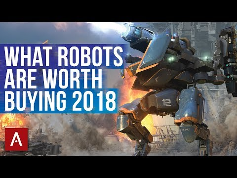 War Robots - Robot Guide 2018 | What robots are worth buying?
