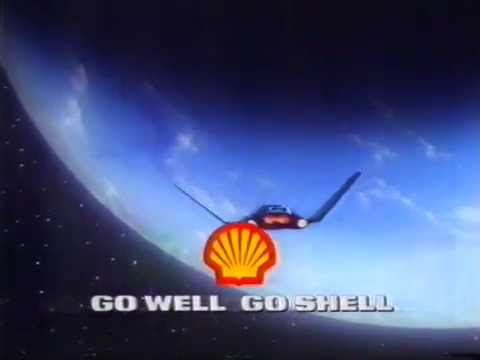 Shell Petrol Advertisement - Australia 1992