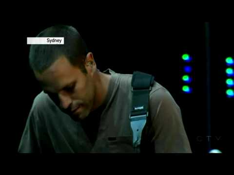 Jack Johnson, Inaudible Melodies   Live Earth, Sydney