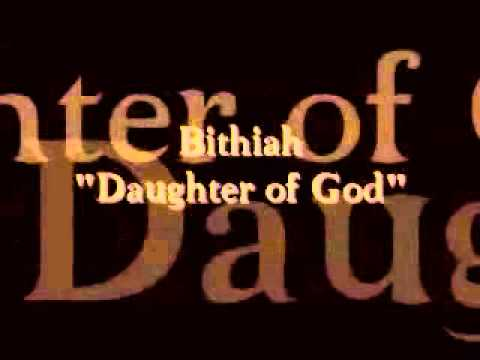 Baby Names From The Bible's Names About God Being Father Video
