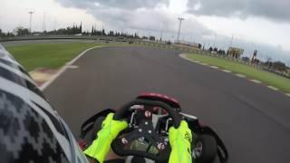 Go Kart rotax 125cc 2t/ Benicassim 2017 KMV