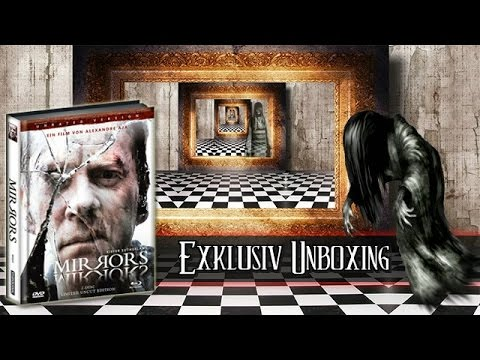 Download Mirrors - 2 Disc Limited uncut Edition Mediabook Blu-ray unboxing